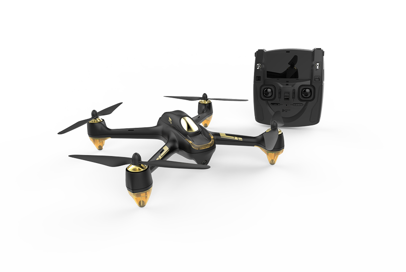 H501S X4 Brushless FPV